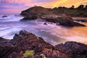 Port Macquarie by Furiousxr