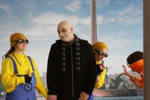 2013: Despicable Me Group by shari81