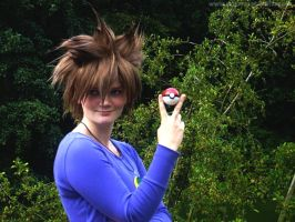To be a Pokemon master by MerwillaCosplay