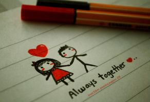 Always together by Shai5tKm