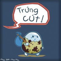 Trung cut by MeoMoc