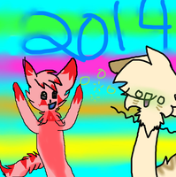 2014 Parttyyyy!! :D by Starlight201