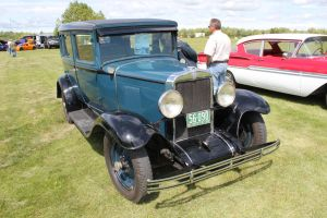 Dirty Thirties Chevy by KyleAndTheClassics