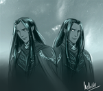 Star-dome Sons by MellorianJ