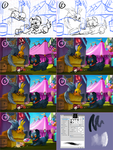 Grendel and Rivers Steps by TsaoShin