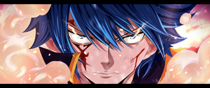Fairy Tail 365 - Jellal by ZeTsu-c