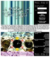 One Acts - Clocks TICKETS by ShilloCjbNet