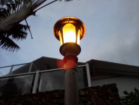 Cool lamp post by zopdog