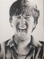 Leslie Chow, The Hangover by WednesdaySerio