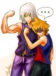 KH-Show your muscle part 1 by stryler