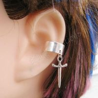 Dagger Ear Cuff by merigreenleaf