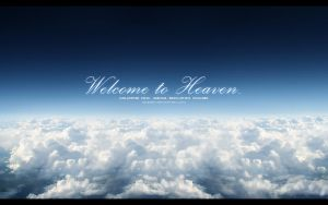 Welcome to heaven. by Uribaani