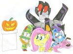 Some Don't Like Halloween by SithVampireMaster27