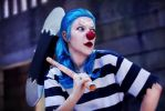 Buggy the Star Clown [One piece] by CHURIEQ