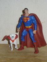 krypto and superman 2 by wotan03