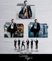 James Bond - Casino Royale Folder Icon Pack by Bl4CKSL4YER