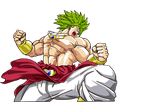 BROLY by momosexes