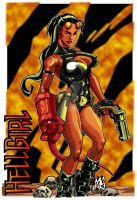 HellGirl Colors 1 by mikems71