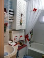 Bathroom decorations by venicet