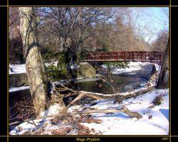 Tookany Creek by David-A-Wagner