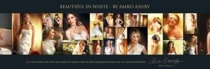 Beautiful In White Final Collection by Amro0