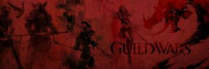 Guild Wars 2 fan wallpaper by Bhaal5001