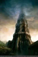 Tower of Babel by ZackF