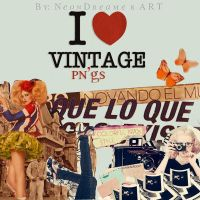 Vintage by NeonDreamerART