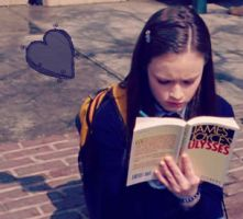 Rory Gilmore by nerdhope