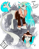 pony adopt (sold) by Gekatinia