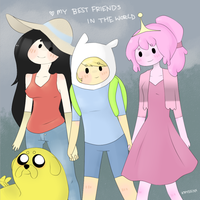 best friends in the world by kryssixx
