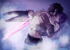 Gruvia - Pure and Tainted by alexsuiss
