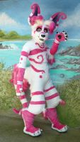 Pink Crux by LilleahWest