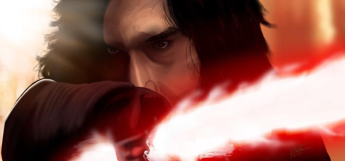 Kylo episode 8 by TheBabyDragons