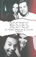 Besties 3 book cover by thequeenofhate