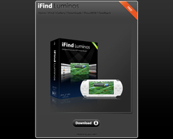 iFind - Mini Site v 3.0 by lil-naruto