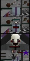 Five Nights With Slendy: Night 02 by MadNimrod