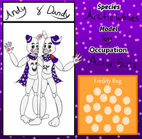 :FSR: Andy and Dandy - App by AnimalCreation