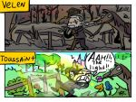 The Witcher 3, doodles 183 by Ayej