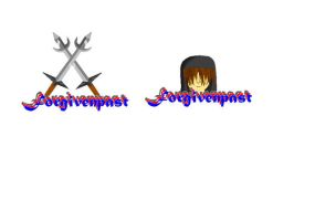 my new watermark thing by forgivenpast