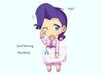 Good Morning Miss Rairty by Mattmankoga