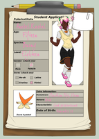 PI Student App-Anabel Kartal by cheshire-dragon