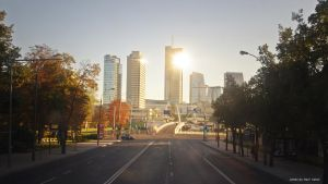 Vilnius, Lithuania by ShadowPhotography