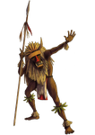 Witch Doctor by Atarial
