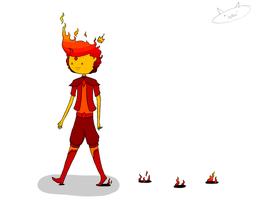The Flame Prince by JellyBeanBullet