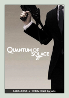 Quantum of Solace Wallpaper by rsfx