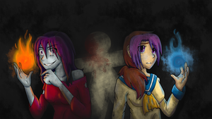 Corpse Party Minx Titlecard by SuperBlade9000
