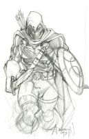 Taskmaster Pencil by artstudio
