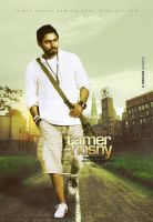 Tamer Hosny .. Will Back by adriano-designs