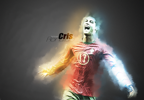 C.ronaldo by ZackScream